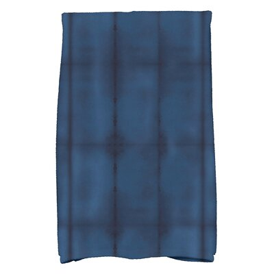 Viet Pool Hand Towel Color: Navy Blue