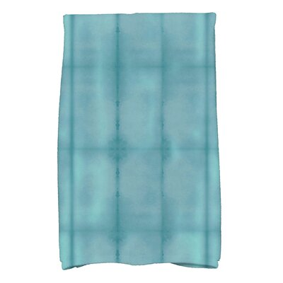 Viet Pool Hand Towel Color: Teal