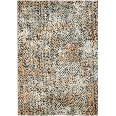 Scarlett Earthtones Area Rug Rug Size: Rectangle 2 x 37