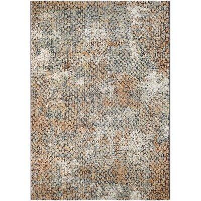 Scarlett Earthtones Area Rug Rug Size: 92 x 125