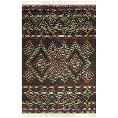 Glenoe Multi Geometric Rug Rug Size: Rectangle 6 x 9