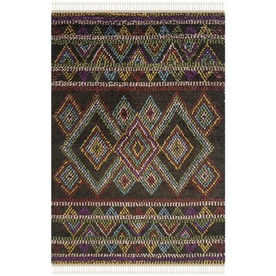 Glenoe Multi Geometric Rug Rug Size: Rectangle 9 x 12