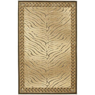 Linden Brown Rug Rug Size: Rectangle 8 x 112