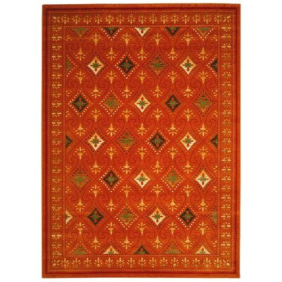 Lylee Assorted Rug Rug Size: 53 x 77