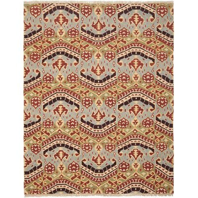 Ile des Pins Wool Rug Rug Size: Rectangle 4 x 6