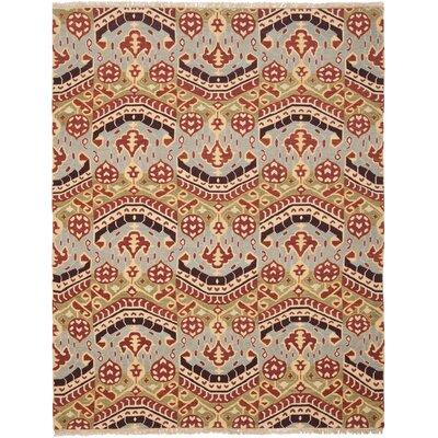 Ile des Pins Wool Rug Rug Size: 6' x 9'
