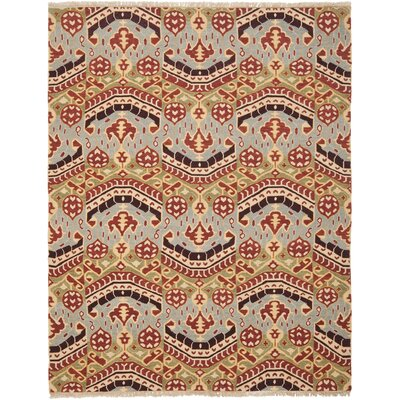Ile des Pins Wool Rug Rug Size: Rectangle 9 x 12