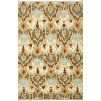 Ile des Pins Traditional Rug Rug Size: 9 x 12