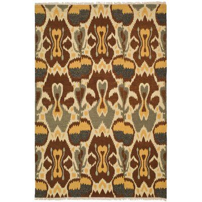 Ile des Pins Rug Rug Size: Rectangle 9 x 12