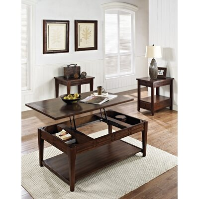 Riverside 3 Piece Coffee Table Set