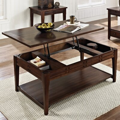 Riverside Lift Top Coffee Table