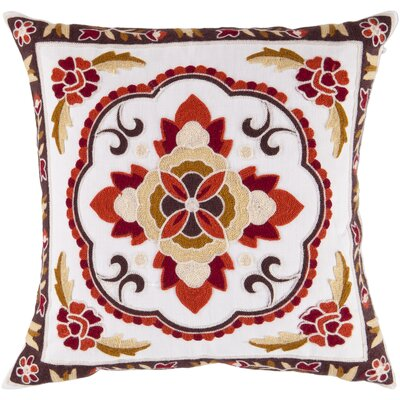 Aubree Throw Pillow Cover Size: 22 H x 22 W x 0.25 D