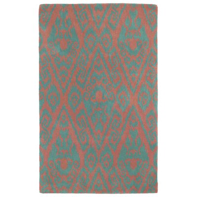 Rodeo Watermelon Area Rug Rug Size: 2 x 3