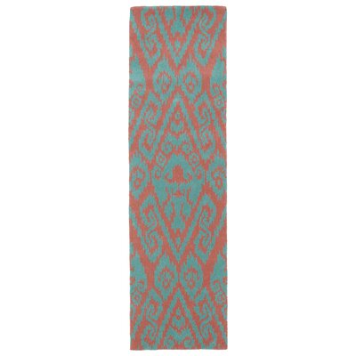 Roskilde Watermelon Area Rug Rug Size: Runner 23 x 8