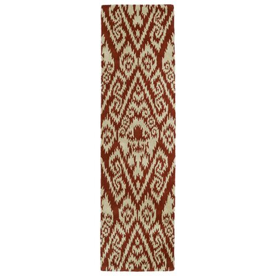 Rodeo Salsa Area Rug Rug Size: Runner 23 x 8