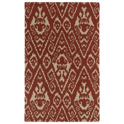 Rodeo Salsa Area Rug Rug Size: 8 x 11