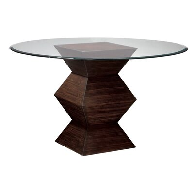 Foxx Zebrano Coffee Table