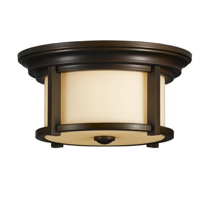 Adalrik 2-Light LED Flush Mount