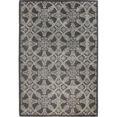 Tenley Grey Rug Rug Size: 5 x 76