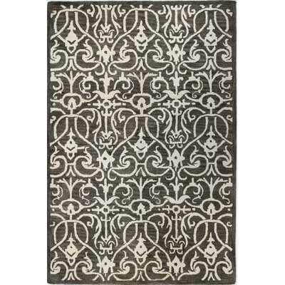 Tenley Taupe Rug Rug Size: 5 x 76