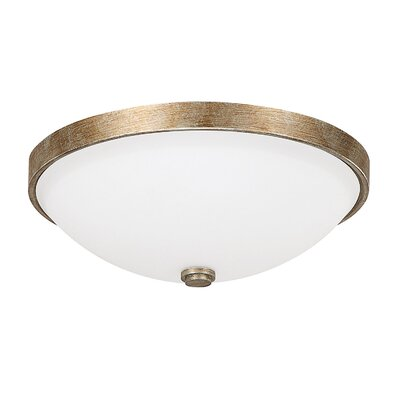 Anselme 3-Light Flush Mount