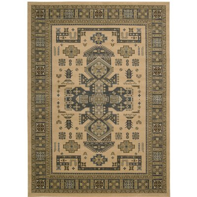 Garney Camel Area Rug Rug Size: Rectangle 39 x 59