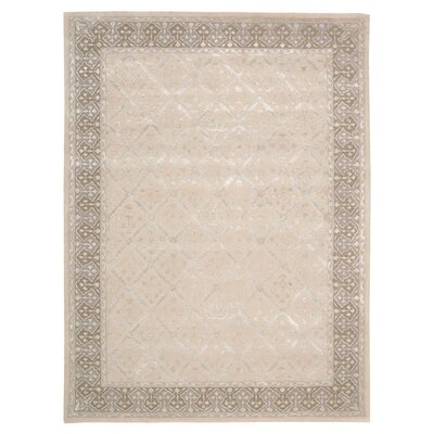Veda Sand Area Rug Rug Size: Rectangle 8 x 11