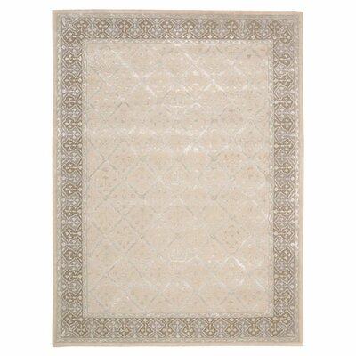 Veda Sand Area Rug Rug Size: 56 x 75