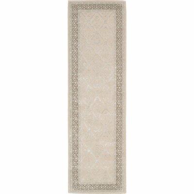 Veda Sand Area Rug Rug Size: Runner 23 x 8