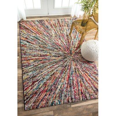 Lucy Indoor Area Rug Rug Size: 9 x 12