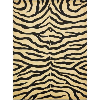 Leif Cream Area Rug Rug Size: 9 x 12