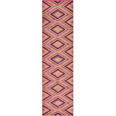 Broadway Area Rug Rug Size: Runner 27 x 10