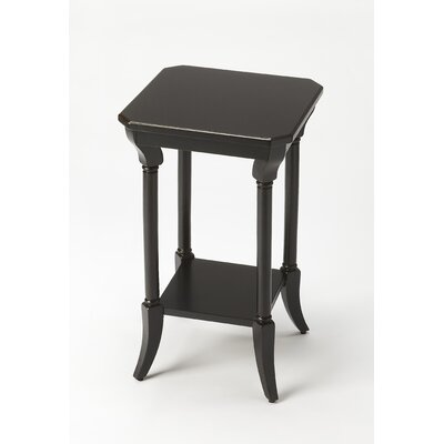 Grand Borendy End Table Finish: Black Licorice