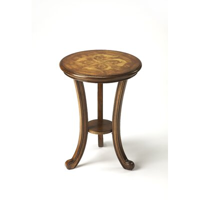 Grand Borendy End Table Finish: Praline