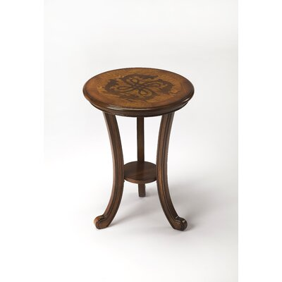 Grand Borendy End Table Finish: Vintage Oak