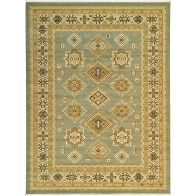 Valley Light Green Area Rug Rug Size: 910 x 13