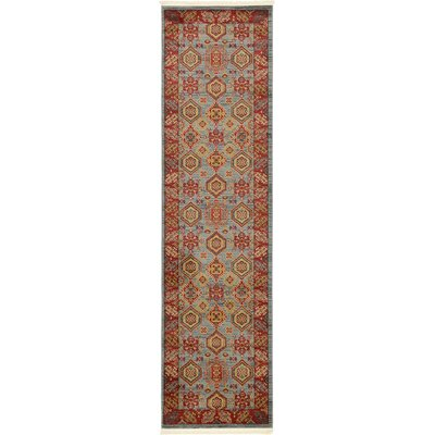 Valley Area Rug Rug Size: Runner 27 x 10
