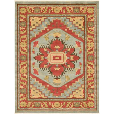 Valley Area Rug Rug Size: 7 x 10