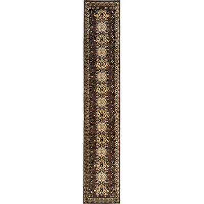 Valley Brown Area Rug Rug Size: Square 8'