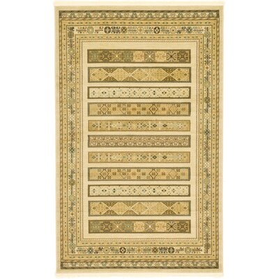 Foret Noire Area Rug Rug Size: 122 x 16