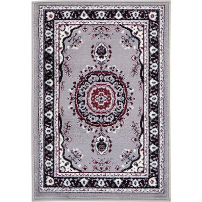 Ballerup Gray Area Rug