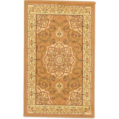 Wyatt Light Brown Area Rug