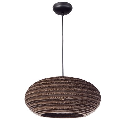 Lincoln 1-Light Mini Pendant