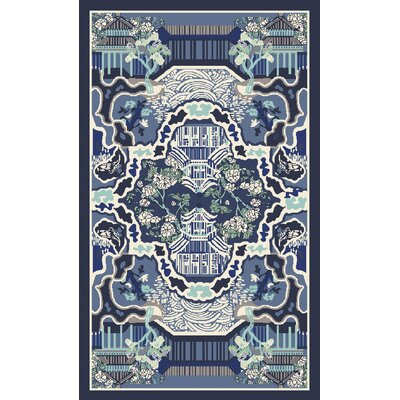 Alois Wool Area Rug Rug Size: Rectangle 5 x 8