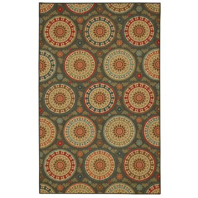 Taren Multi Area Rug Rug Size: Rectangle 5 x 7
