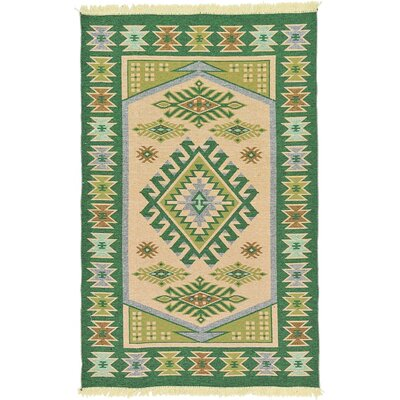 St Lawrence Cream Area Rug Rug Size: 67 x 97
