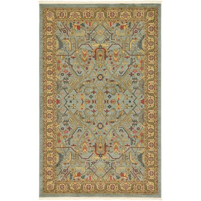 Sina Light Blue Area Rug