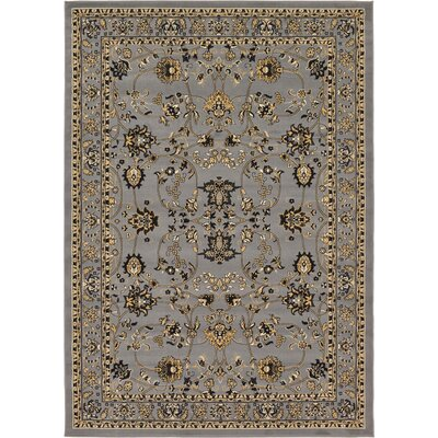 Southern Gray Area Rug Rug Size: Rectangle 6 x 9