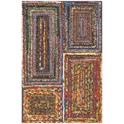 Genemuiden Hand-Tufted Area Rug Rug Size: Rectangle 5 x 8
