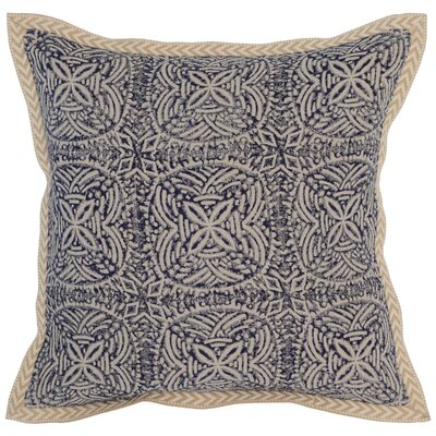 Madrassa Linen Throw Pillow